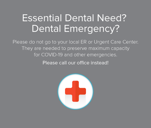 Essential Dental Need & Dental Emergency - Wolf Ranch Dental Group