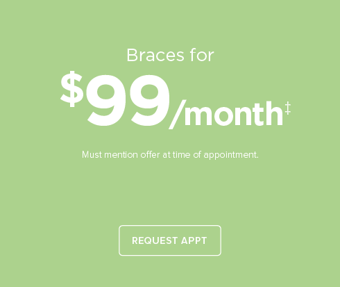 Wolf Ranch Dental Group-$99/month braces