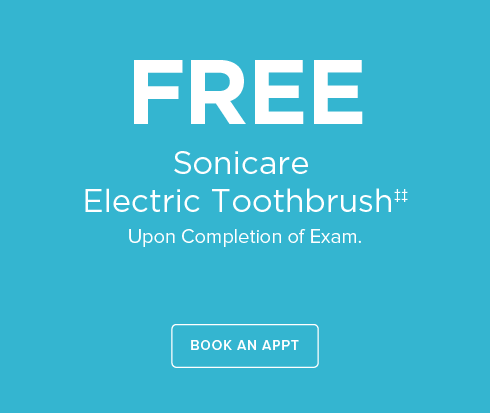 Sonicare Offer - Wolf Ranch Dental Group